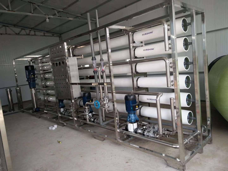 垃圾渗滤液处理设备